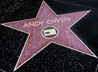 Andy Owen Hall of Fame